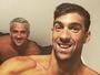 """Phelps diz ter alertado Lochte antes de polêmica no Rio: """"Cabeça no lugar"""""""