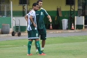 Sérgio Motta, Luverdense (Foto: Assessoria/Luverdense Esporte Clube)