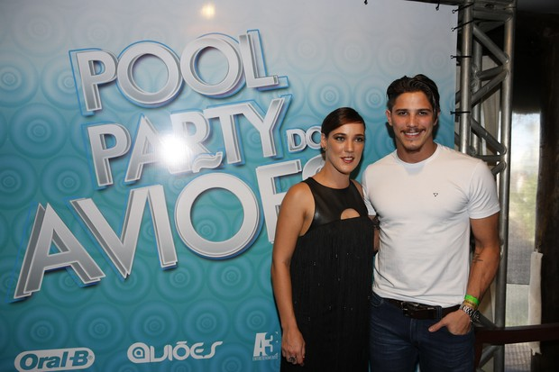 Adriana Birolli e Romulo Neto (Foto: Felipe Panfili/AgNews)