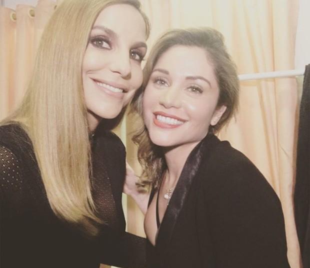 Ivete Sangalo e Maria Melilo (Foto: Reprodução/Instagram)