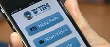 Envie vídeos e fotos para a TV TEM pelo smartphone (Reprodução/TV TEM)