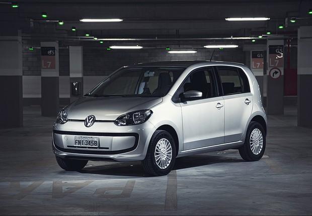 Volkswagen up! (Foto: Fabio Aro)
