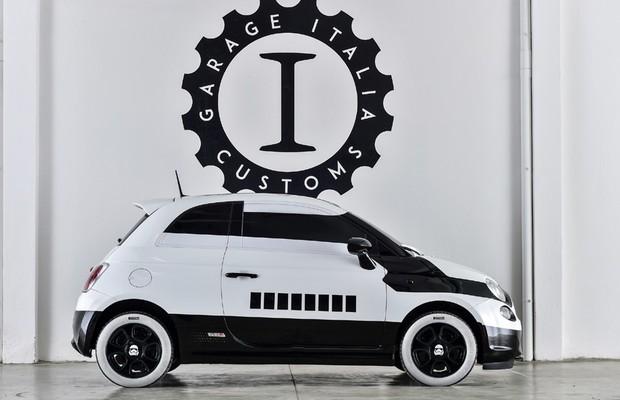 Fiat 500e Stormtrooper Concept (Foto: Divulgação)