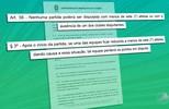Confira detalhes do regulamento da CBF sobre o caso do BA-VI de domingo