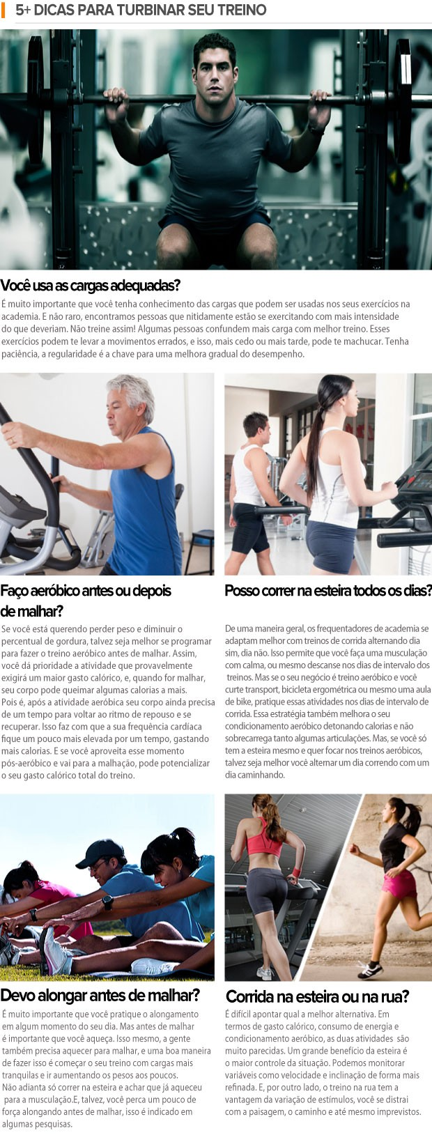 5+ turbinar o treino eu atleta (Foto: Editoria de arte / Globoesporte.com)