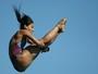 Após vaga olímpica nas duplas, Ingrid é ouro no individual do Troféu Brasil