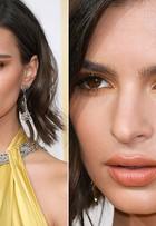 Só no carão! Veja as maquiagens e os penteados das famosas no Globo de Ouro 2017