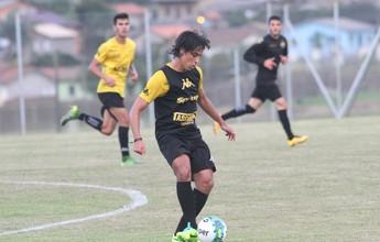 Sem Marlon, Roberto Cavalo relaciona 18 jogadores para duelo contra o CRB