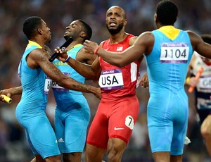 Bahamas, Atletismo, Ouro,  4x400m (Foto: Ag&#234;ncia Reuters)