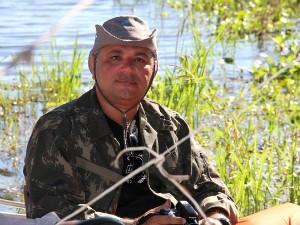 Professor do curso de Geografia da UFMS, Aguinaldo Silva (Foto: Arquivo Pessoal/Aguinaldo Silva)