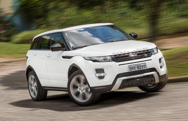 Range Rover Evoque 2015 (Foto: Divulgação)