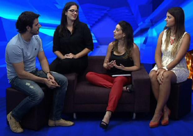 Confusões Femininas (Foto: Reprodução/TV Vanguarda)