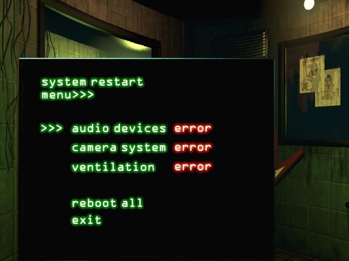 Sistemas de câmera, áudio e ventilação foram adicionados ao jogo (Foto: Divulgação)