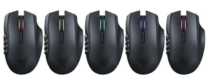 Mouse Razer apresenta diversos botões programáveis (Foto: Divulgação/Razer)