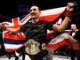 """""""Rei"""" Holloway promete tomar """"reino"""" de José Aldo no UFC Rio, em junho"""