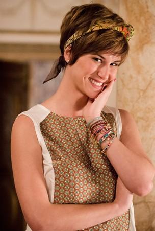 Dani Moreno, a Aisha de Salve Jorge (Foto: Rede Globo / Raphael Dias)