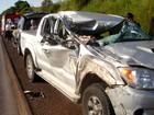 Morre criança envolvida em acidente com caminhonete em Seberi, RS