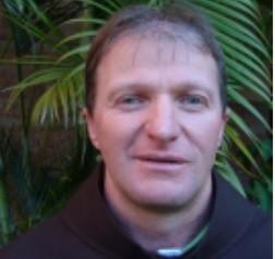 Frei Aldir Mattei é natural de Coronel Pilar, no RS (Foto: Reprodução/Franciscanos-RS)