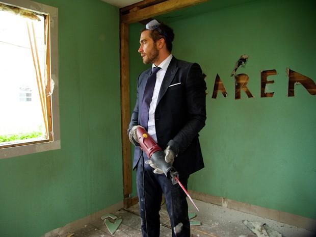 Jake Gyllenhaal em 'Demolition' (Foto: Divulgação)