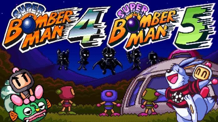 Super Bomberman 4 e 5 confundem jogadores com suas viagens no tempo; veja as diferenças entre os dois (Foto: Reprodução/Rafael Monteiro)