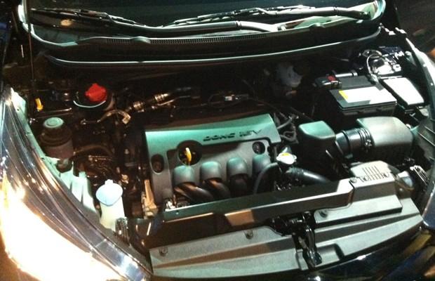 HB20 chega com os motores 1.0 de 3 cilindros e 1.6 flex (Foto: Luciana de Oliveira / G1)