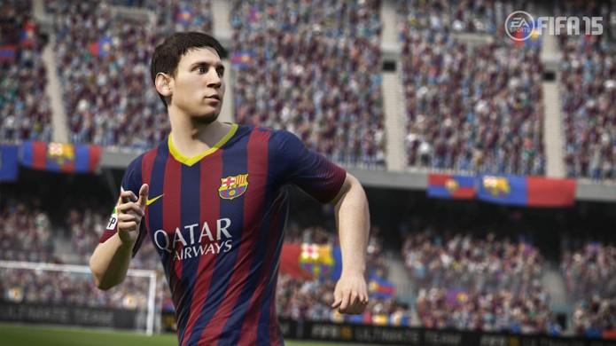 Jogadores de Fifa 15 estarão mais espertos para sair da marcação (Foto: VG247)