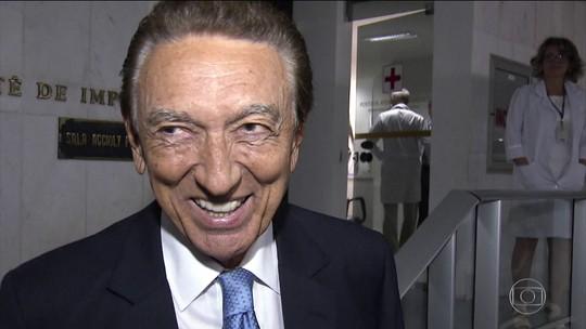 Edison Lobão, investigado na Lava Jato, é indicado para CCJ do Senado