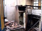 Alunos de escola incendiada devem ficar uma semana sem aulas, em GO