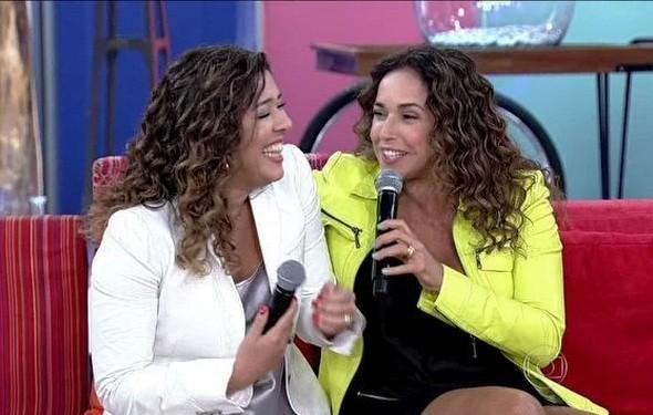 Daniela Mercury (Foto: Divulgação Rede Globo)