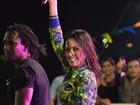 Alinne Rosa rompe com empresários que tentam barrar cantora do carnaval