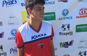 Após cinco meses, Laguna retorna ao Grêmio Prudente; assista à entrevista