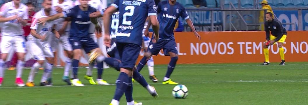 ff3500d9a5621 Grêmio x Cruzeiro - Campeonato Brasileiro 2017-2017 - globoesporte.com