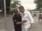 Veja como foi o dia de Valter Suman, candidato à Prefeitura de Guarujá