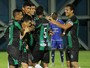 Com gol de Netinho, Manaus vence Penarol e encosta no G4 do estadual