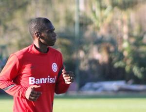 Juan, novo zagueiro do Inter (Foto: Diego Guichard / GLOBOESPORTE.COM)