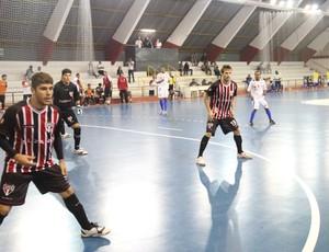 Futsal Suzano/São Paulo Araçariguama (Foto: Thiago Fidelix)