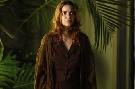 Nathalia Dill é Silvia em 'Joia rara' (Foto: TV Globo)