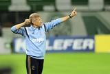 """Oswaldo aceita pressão no Palmeiras: """"Não temo nada. Estou aqui pra isso"""""""