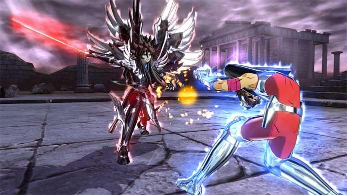 Cavaleiros do Zodíaco: Alma dos Soldados (Foto: Divulgação/Bandai Namco)