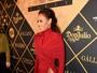 Ex-'Spice Girl' Mel B leva fenda ao limite em evento em Los Angeles