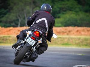 Honda CBR 250R (Foto: Rafael Munhoz/G1)
