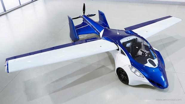 Aeromobil (Foto: Divulgação)