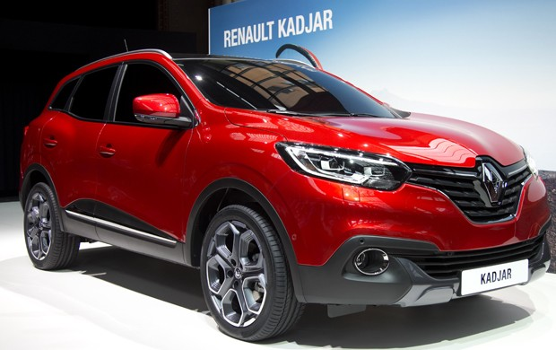 brasilmultas renault apresenta o kadjar 39 irm o maior 39 do captur brasilmultas. Black Bedroom Furniture Sets. Home Design Ideas