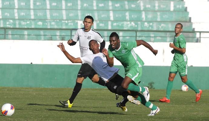 Guarani x Santos jogo-treino Campinas (Foto: Rodrigo Villalba / Memory Press)