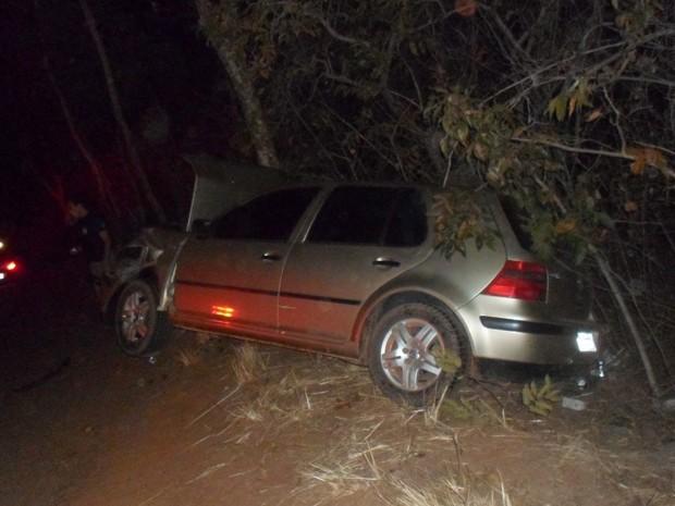 Acidente na Bahia (Foto: Fernandes Fernandez / Blog do Sigi Vilares)