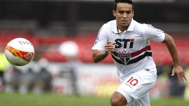 Jadson São Paulo x Oeste (Foto: Rubens Chiri / saopaulofc.net)
