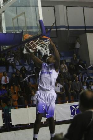 Vasco X Macaé - quinta rodada do estadual de basquete (Foto: Raphael Bózeo / Macaé Basquete)