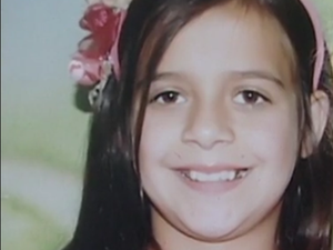Keverlyn foi morta e encontrada nos fundos de uma oficina (Foto: Reprodução/ TV Gazeta)