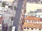 Busca por emprego atrai centenas de candidatos na Zona Norte do Rio
