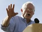 Crítico dos grandes doadores, Bernie Sanders arrecada US$ 26 milhões